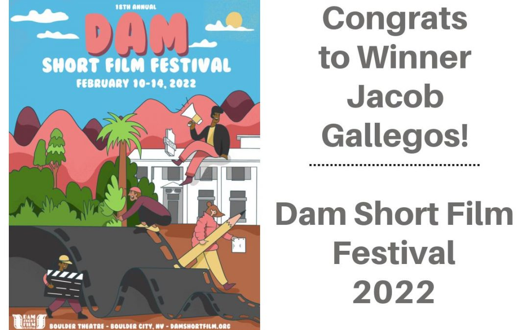 Dam Short Film Festival Poster Art Contest Winner Announced