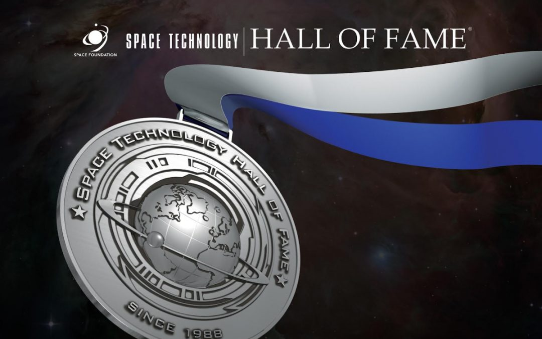 Fisher Family to Attend Space Technology Hall of Fame Induction