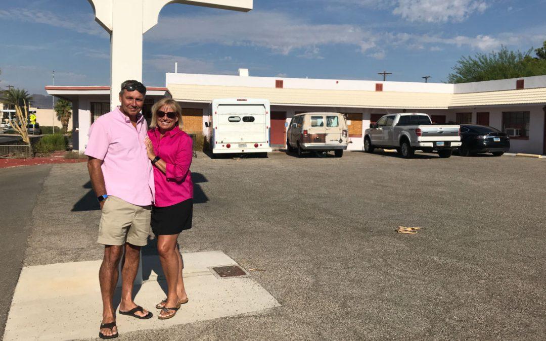 Big Changes at The Flamingo Inn Motel