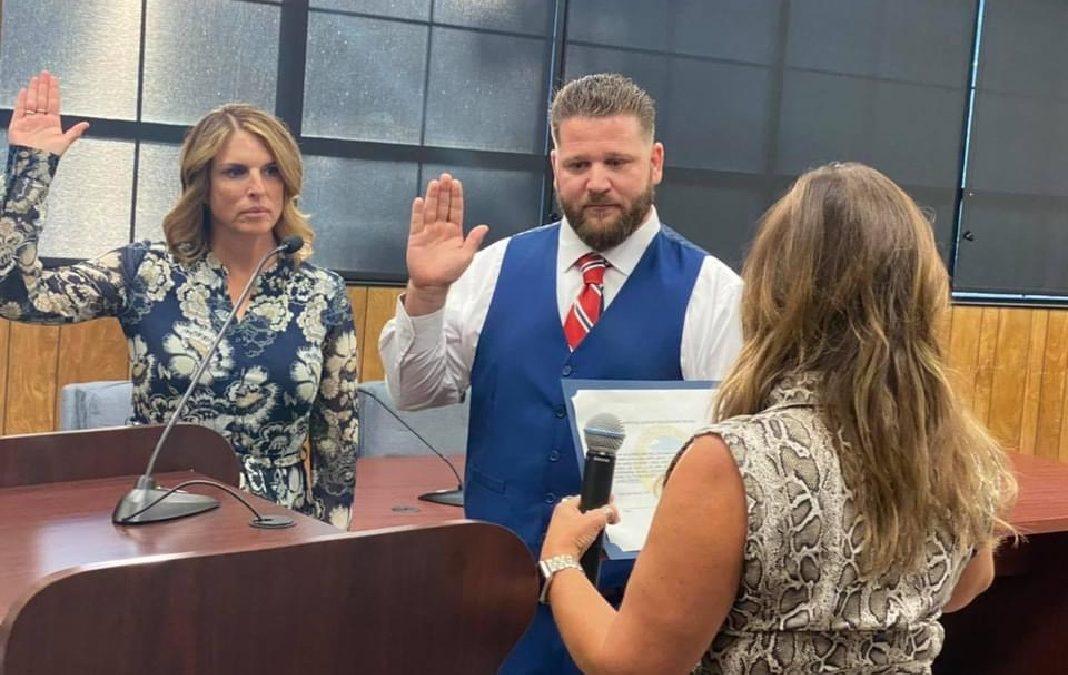 New City Council Members Sworn In