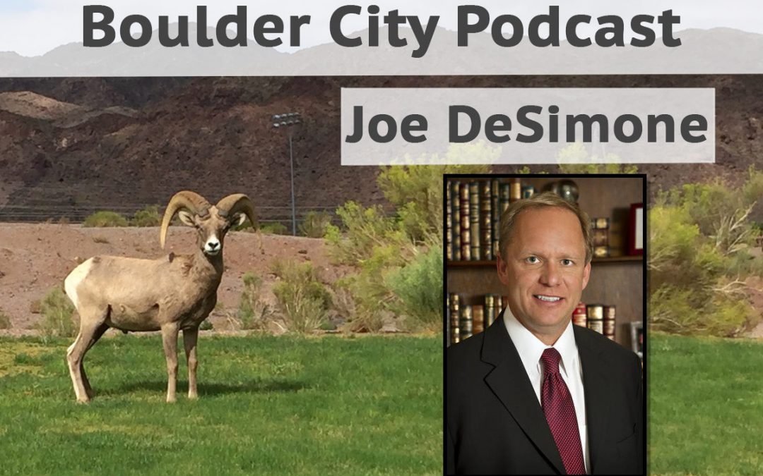 Podcast: Joe DeSimone, Owner of Railroad Pass