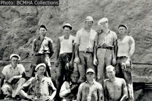 Workers of Hoover Dam
