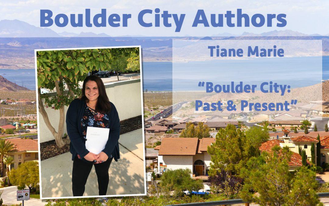 Local Author: Tiane Marie