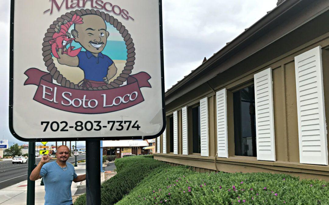Mariscos El Soto Loco Relocating to New Digs