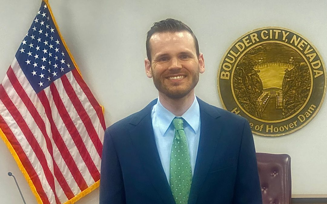A Chat with Taylour Tedder, New City Manager