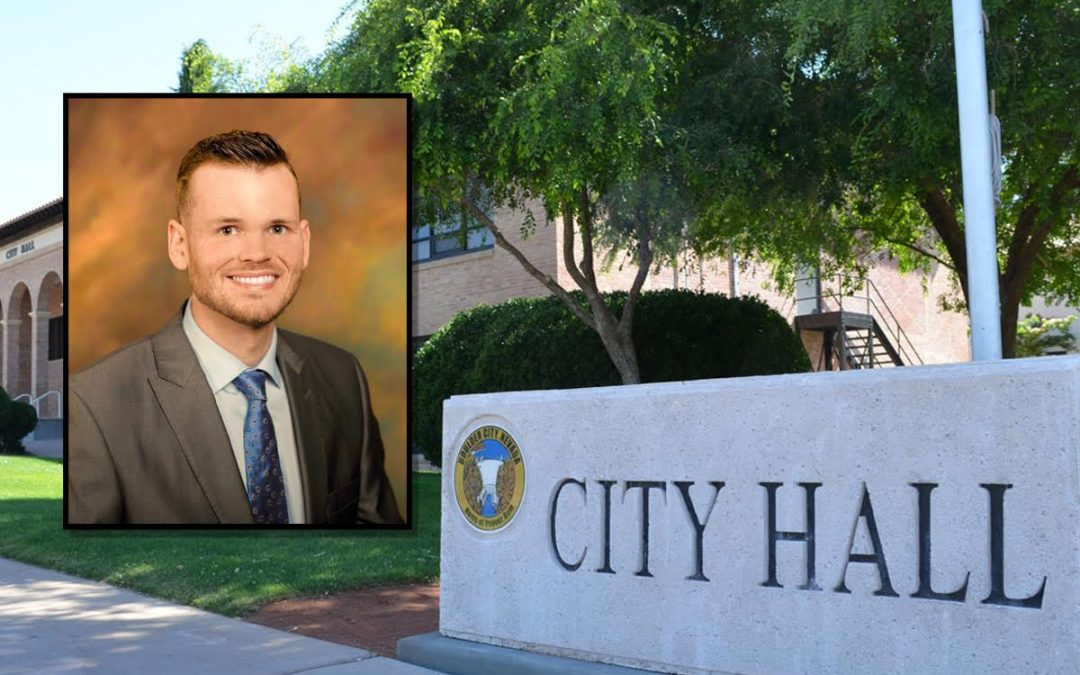 New City Manager Begins Today