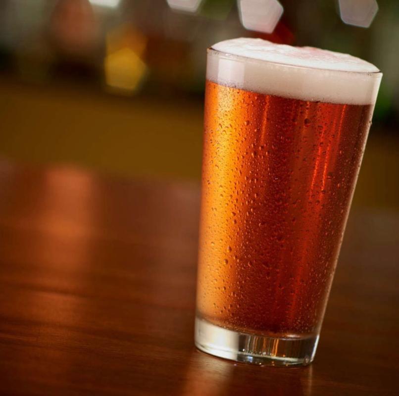 Boulder Dam Brewing Co Beer Glasses
