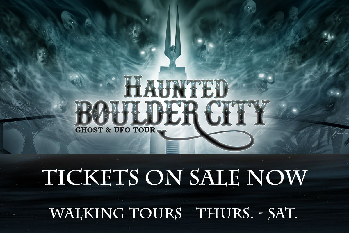 Haunted Boulder City Event Ad Boulder City, Nevada
